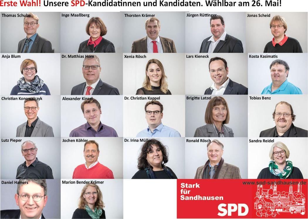 Termine Spd Sandhausen